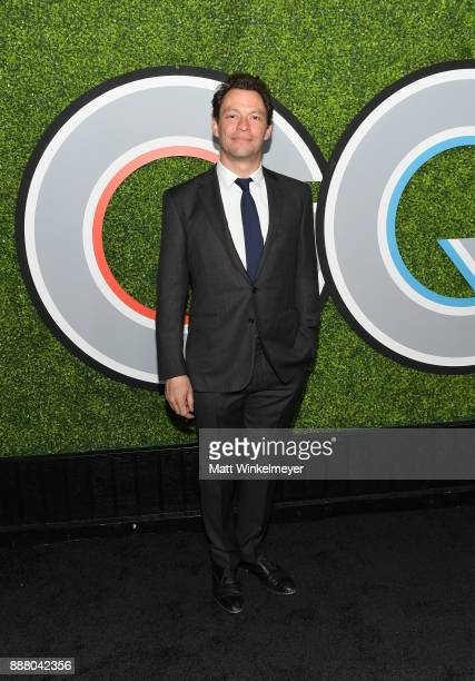 Dominic West attends the 2017 GQ Men of the Year party at Chateau Marmont on December 7 2017 in Los Angeles California