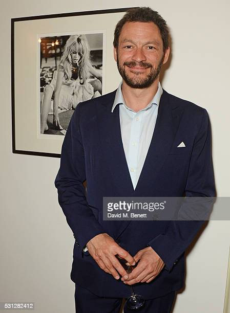 Dominic West attends The 8th Annual Filmmakers Dinner hosted by Charles Finch and JaegerLeCoultre at Hotel du CapEden Roc on May 13 2016 in London...