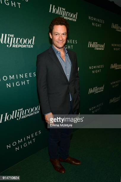 Dominic West attends The Hollywood Reporter 6th Annual Nominees Night at CUT on February 5 2018 in Beverly Hills California