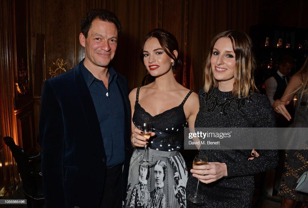 Harper's Bazaar Women Of The Year Awards 2018 : News Photo
