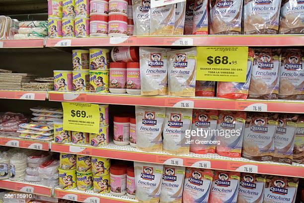 Dominican Republic, Santo Domingo, Ciudad, Colonia, Jumbo Express grocery store.