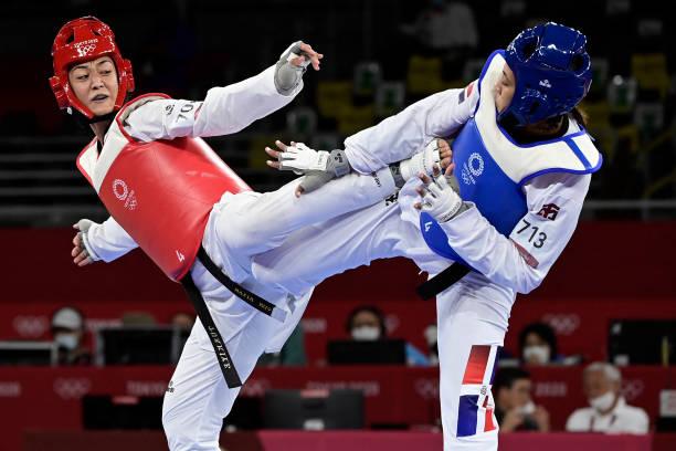 JPN: Taekwondo - Olympics: Day 4