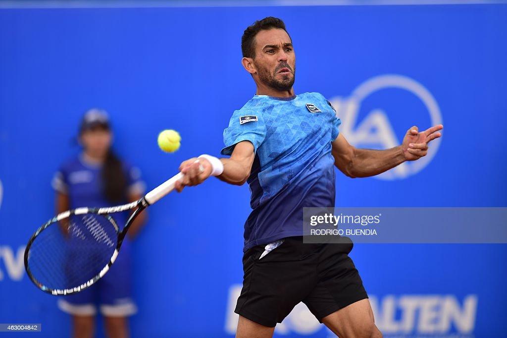 TENNIS-ATP-ECU-ESP-DOM : News Photo