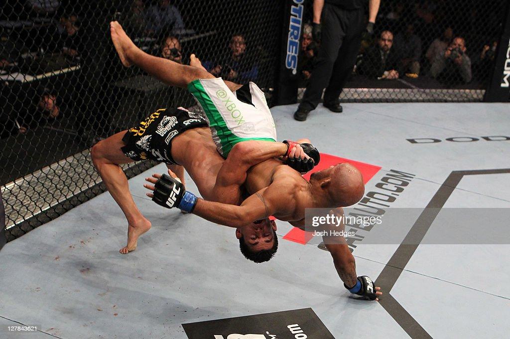 UFC on Versus 6: Cruz v Johnson