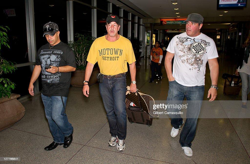 Michael Lohan Sighting In Philadelphia - May 13, 2011