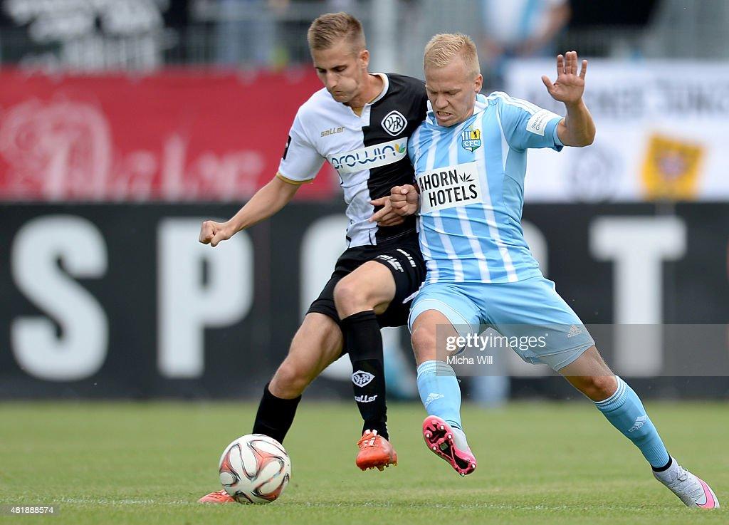 VfR Aalen v Chemnitzer FC - 3....