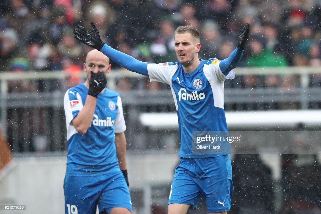 FC St. Pauli v Holstein Kiel - Second Bundesliga : News Photo