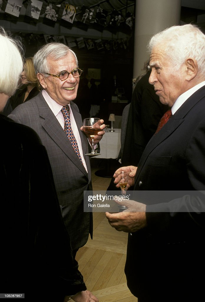 Reception to Honor Alexander Liberman - October 30, 1995 : News Photo