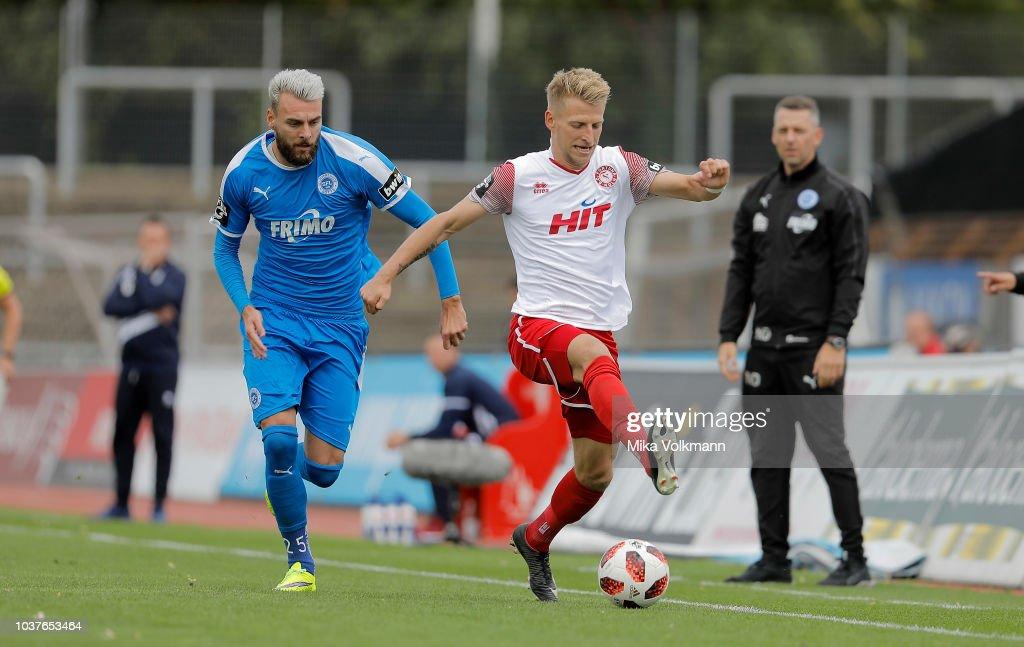 SC Fortuna Koeln v VfL Sportfreunde Lotte - 3. Liga