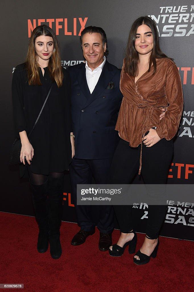 """True Memoirs Of An International Assassin"" New York Premiere : Fotografía de noticias"