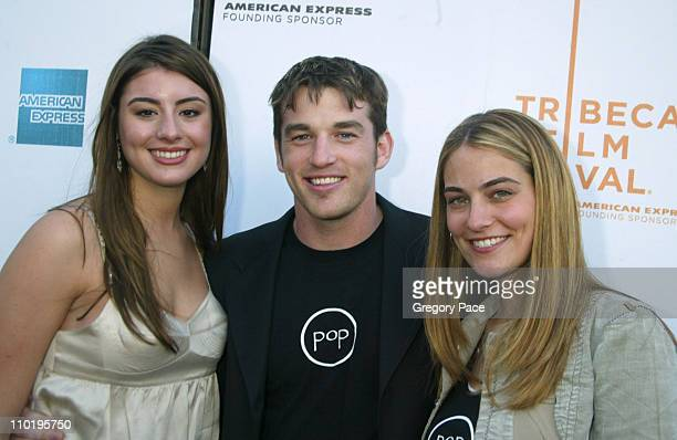 Dominik GarciaLorido daughter of Andy Garcia Liam O'Neil son of Faye Dunaway and Clementine Ford daughter of Cybill Shepherd