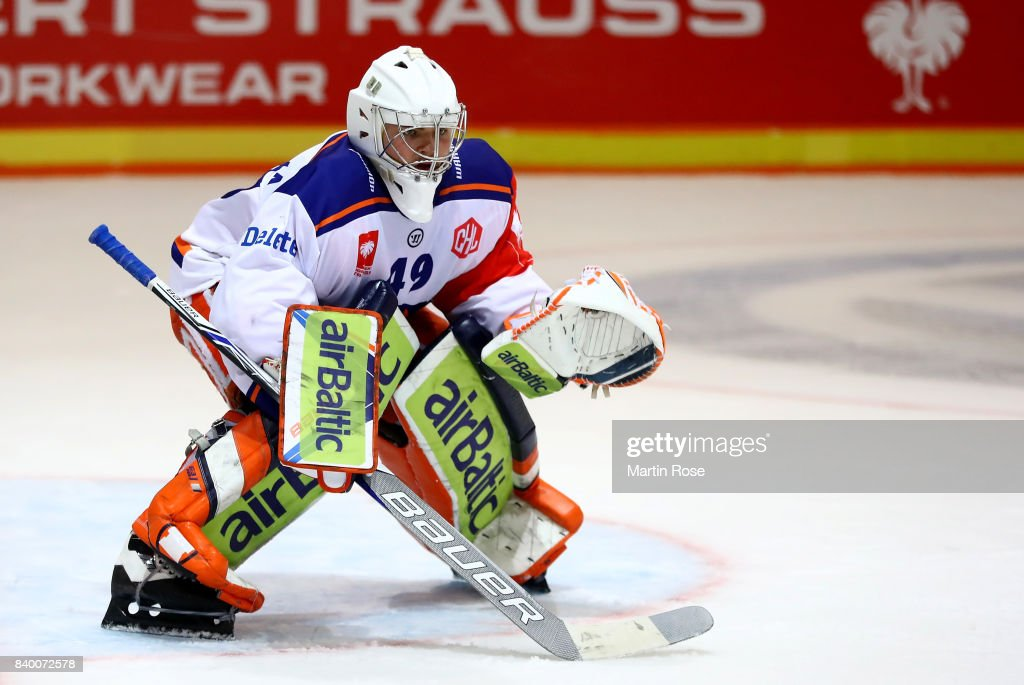 Grizzlys Wolfsburg v Tappara Tampere - Champions Hockey League : News Photo
