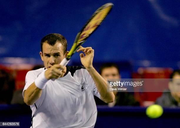 Dominik HRBATY Masters Series Paris Bercy 2006 ATP Photo Dave Winter / Icon Sport