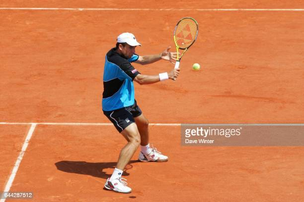 Dominik HRBATY Roland Garros 2006 Jour 7 Photo Dave Winter / Icon Sport