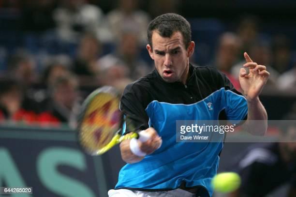 Dominik HRBATY Finale BNP Paribas Masters series Paris Bercy 2006 Photo Dave Winter / Icon Sport