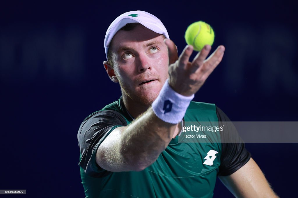 Telcel ATP Mexican Open 2021 - Semifinals : News Photo