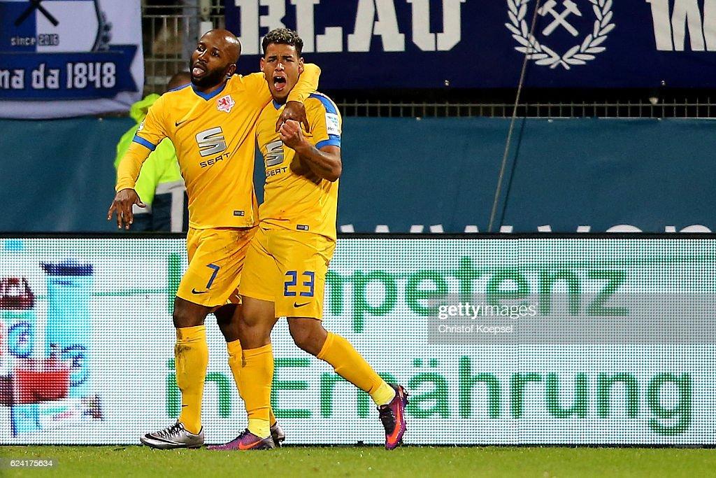 VfL Bochum 1848 v Eintracht Braunschweig - Second Bundesliga