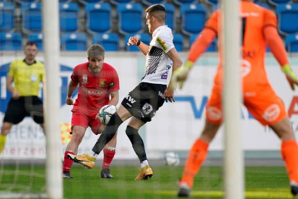 AUT: SCR Altach v FC Admira Wacker - tipico Bundesliga
