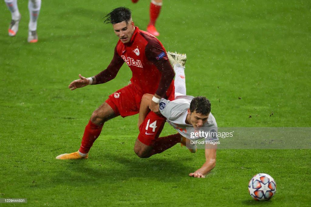 RB Salzburg v FC Bayern Muenchen: Group A - UEFA Champions League : News Photo