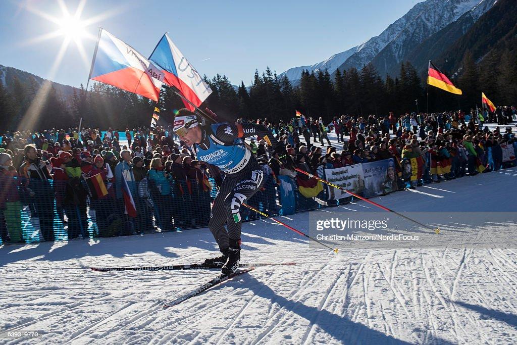 BMW IBU World Cup Biathlon Antholz-Anterselva - 20 km Men's Individual