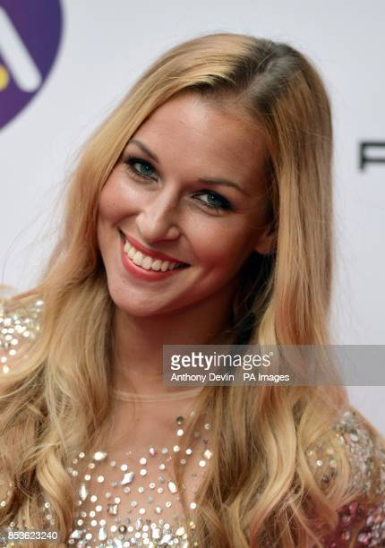 Dominika Cibulkova attending the WTA PreWimbledon Party at The Roof Gardens Kensington London PRESS ASSOCIATION Photo Picture date Thursday June 19...