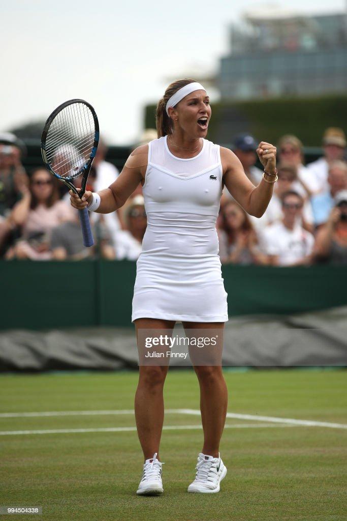 Day Seven: The Championships - Wimbledon 2018 : News Photo