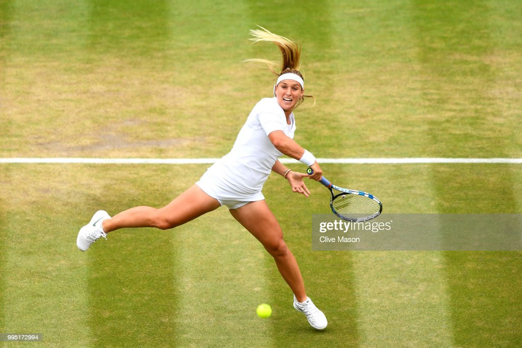 Day Eight: The Championships - Wimbledon 2018 : News Photo