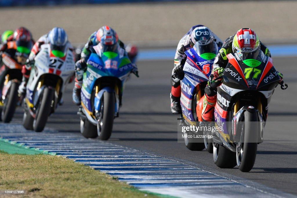 MotoGP of Andalucia - Race : News Photo