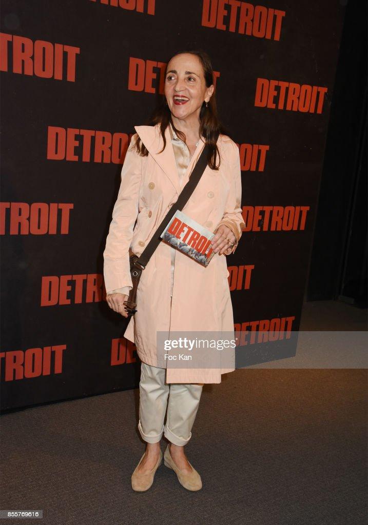 """""""Detroit"""" Paris Premiere At UGC Normandie"""
