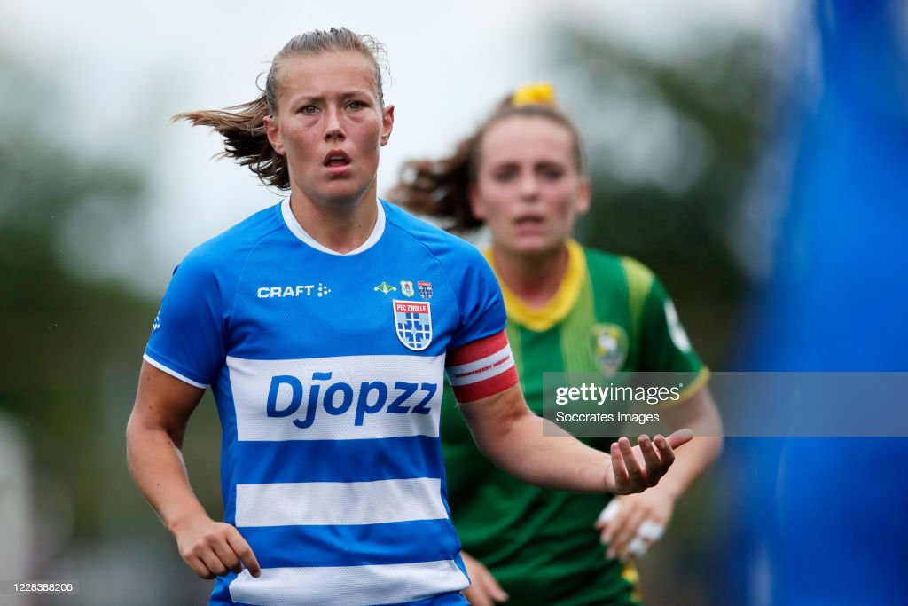 Dominique Bruinenberg Of Pec Zwolle Women During The Dutch Eredivisie News Photo Getty Images