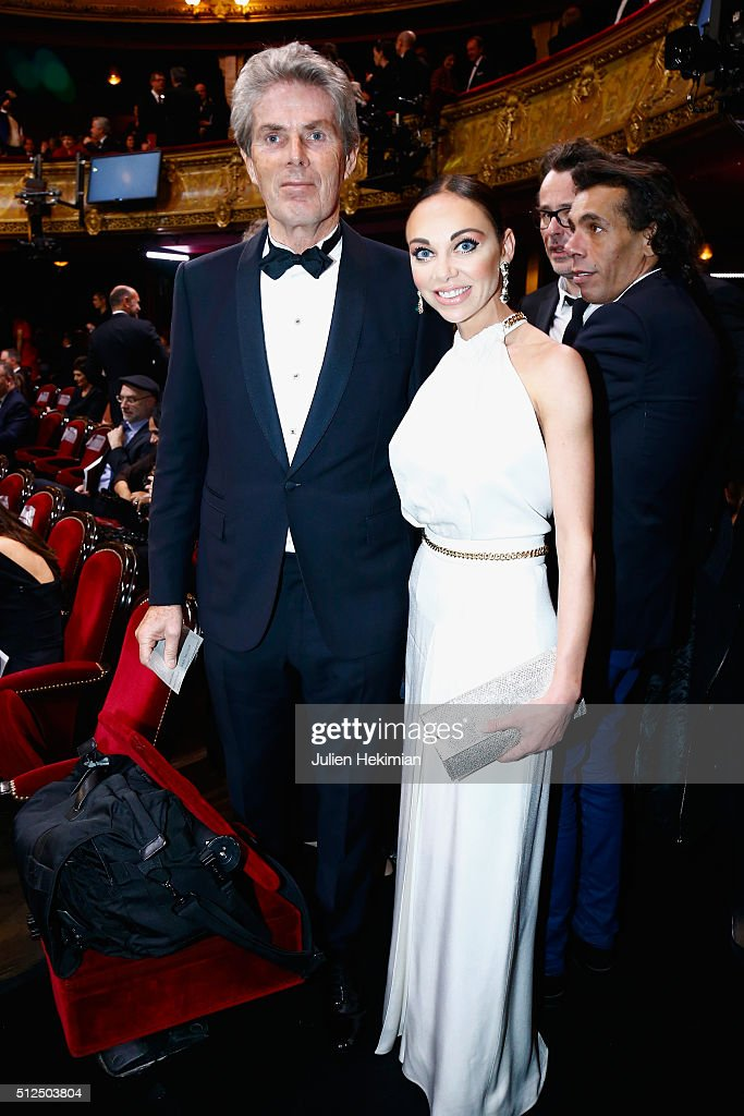 Ceremony - Cesar Film Awards 2016 At Theatre du Chatelet
