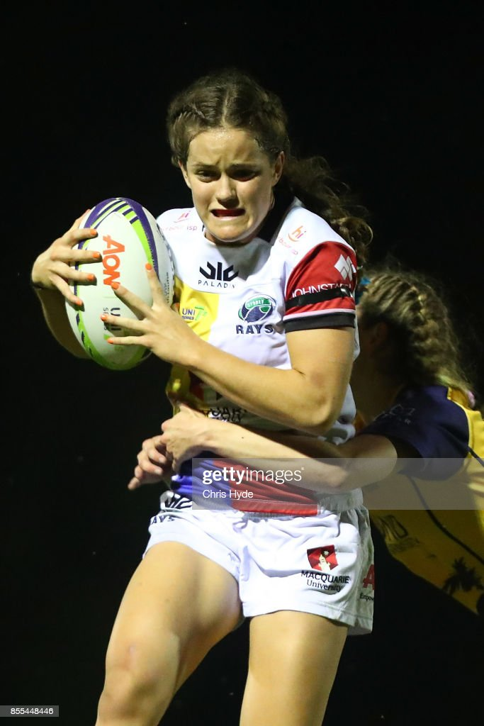 Womens 7's University Competition