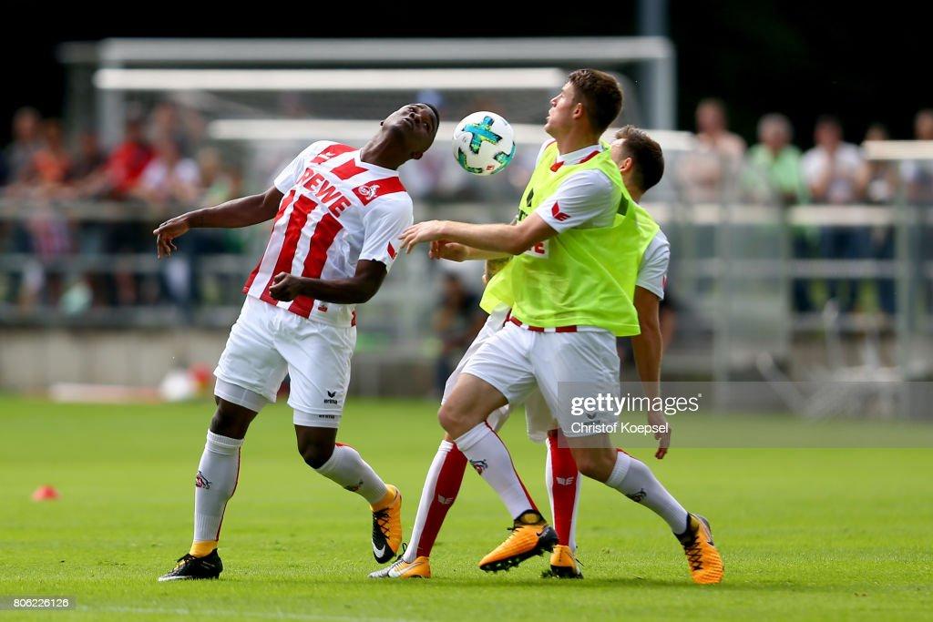 1. FC Koeln Training Session