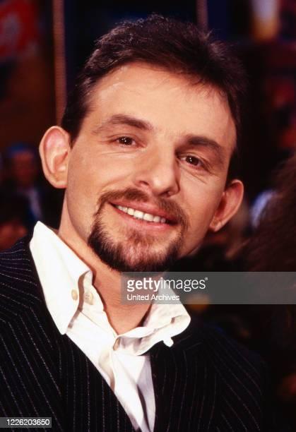Dominique Horwitz deutschfranzösischer Schauspieler und Sänger Deutschland 1990er