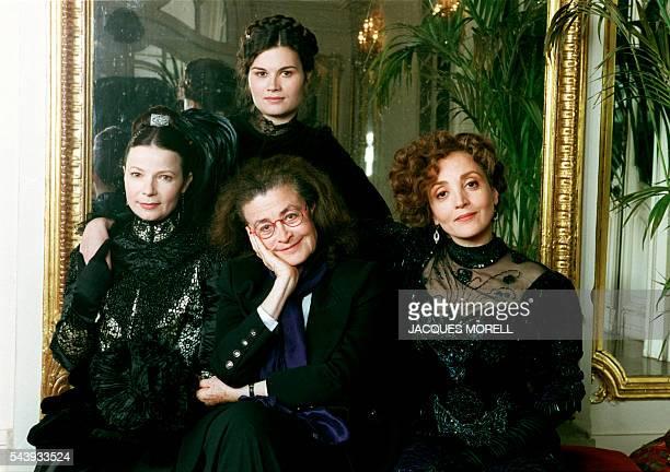 Dominique Reymond, Marina Hands, Nina Companeez, Dominique Blanc