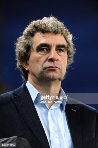 Dominique ROCHETEAU Saint Etienne / Lorient 12eme journee de Ligue1