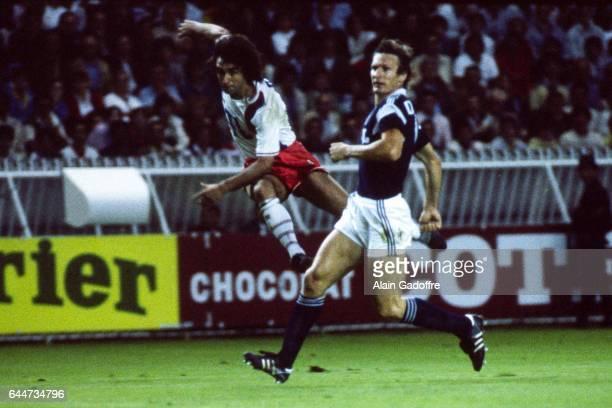 Dominique ROCHETEAU / Leonard SPECHT Paris Saint Germain / Bordeaux Division 1 Photo Alain Gadoffre / Icon Sport