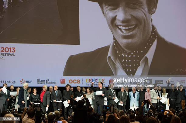 Dominique Sanda, Laure Marsac, Bertrand Tavernier, Francoise Arnoul, Pierre Richard, Jean Becker, Gerard Collomb, Jean Michel Jarre, Daniel Auteuil,...