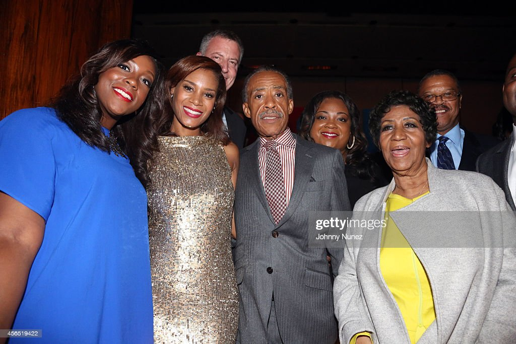 Al Sharpton's 60th Birthday Celebration : News Photo