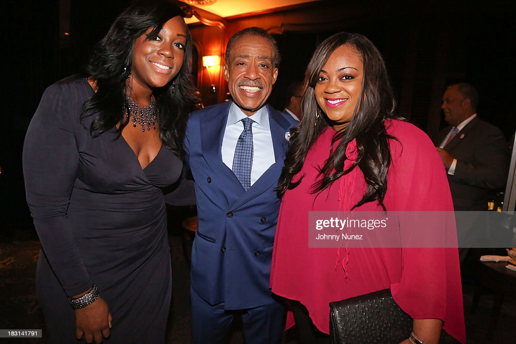 Rev. Al Sharpton's Private Birthday Celebration : News Photo