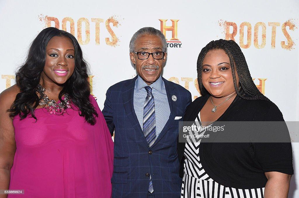 """Roots"" Night One Screening : News Photo"