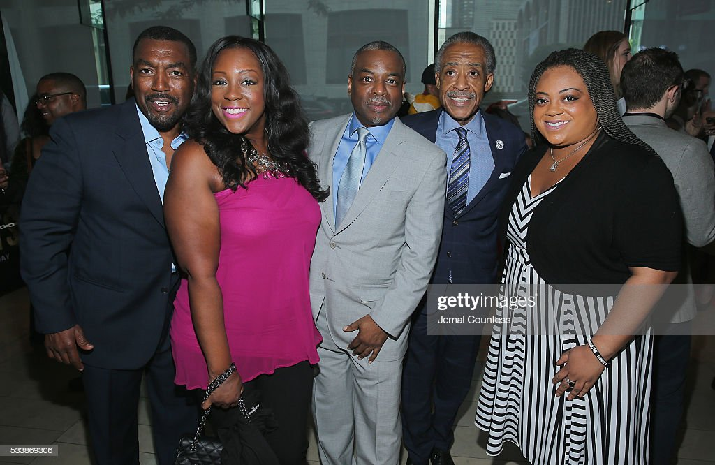 "HISTORY Hosts Premiere Screening Of ""Night One"" Of The Four Night Epic Event Series, ""Roots"" : News Photo"