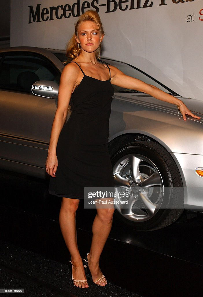 Mercedes-Benz Fall 2004 Fashion Week at Smashbox Studios - Day 1 - Arrivals
