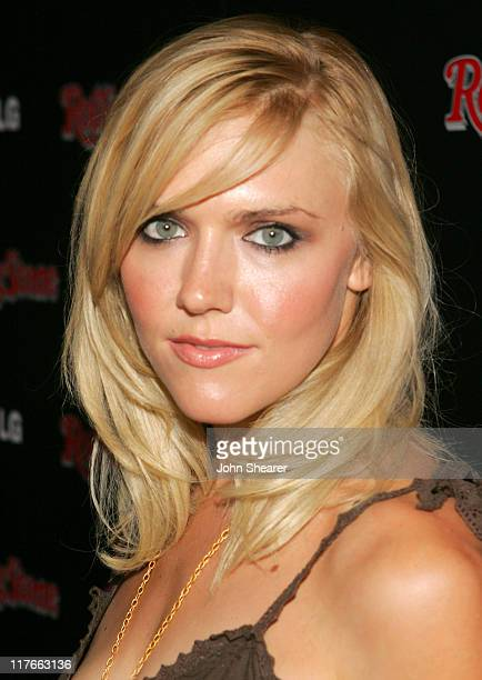 Dominique Swain during Rolling Stone Magazine Celebrates their 2006 Annual Hot List Red Carpet at Stone Rose in Los Angeles California United States