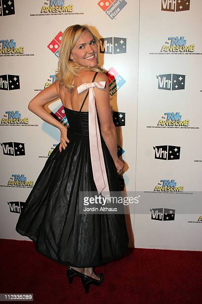 Dominique Swain during VH 1 Totally Awesome After Party October 24 2006 at The Day After in Hollywood California United States