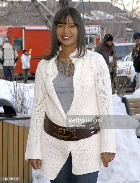 Dominique Wirstschafter during 2007 Sundance Film Festival 'If I Had Known I Was a Genius' Premiere at Library Center Theatre in Park City Utah...