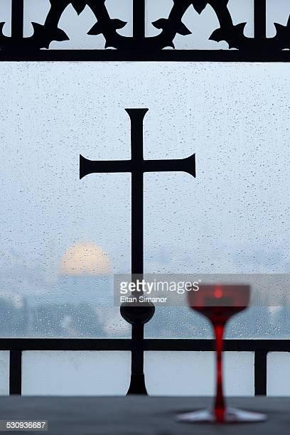 Dominus Flevit. Jerusalem. Israel.