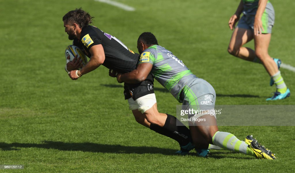 Exeter Chiefs v Newcastle Falcons - Aviva Premiership Semi Final