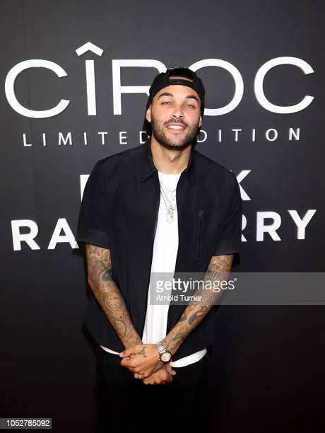 Don Benjamin attends the ZEUS New Series Premiere Party X CIROC Black Raspberry on October 19 2018 in Burbank California