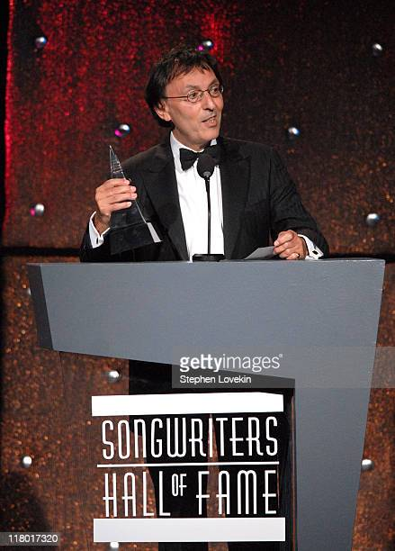 Don Black during 38th Annual Songwriters Hall of Fame Ceremony - Show at Marriott Marquis in New York City, New York, United States.